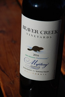 2016 Mystery Merlot, Rose Ranch, Sonoma Valley
